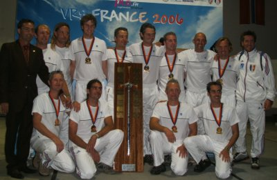 First French 8-way gold medals in 2006