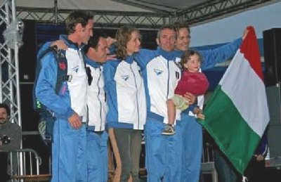 Bronze medals for Italy with Sinapsi PD in Germany 2006