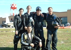 NSL champion Arizona Blade at SkyQuest 2004