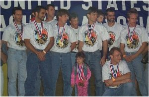 USPA Nationals 1998 in Sebastian