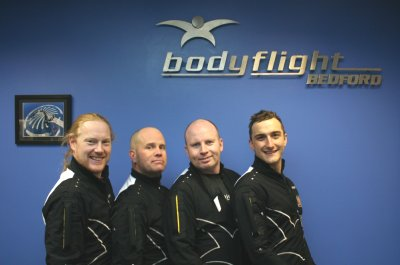 Bodyflight Black Majick (UK)