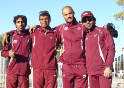 Qatar Falcons A