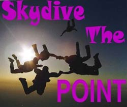 Skydive The Point